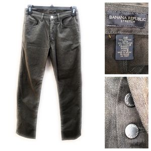 Banana Republic Stretch Button Fly Jeans/Pants